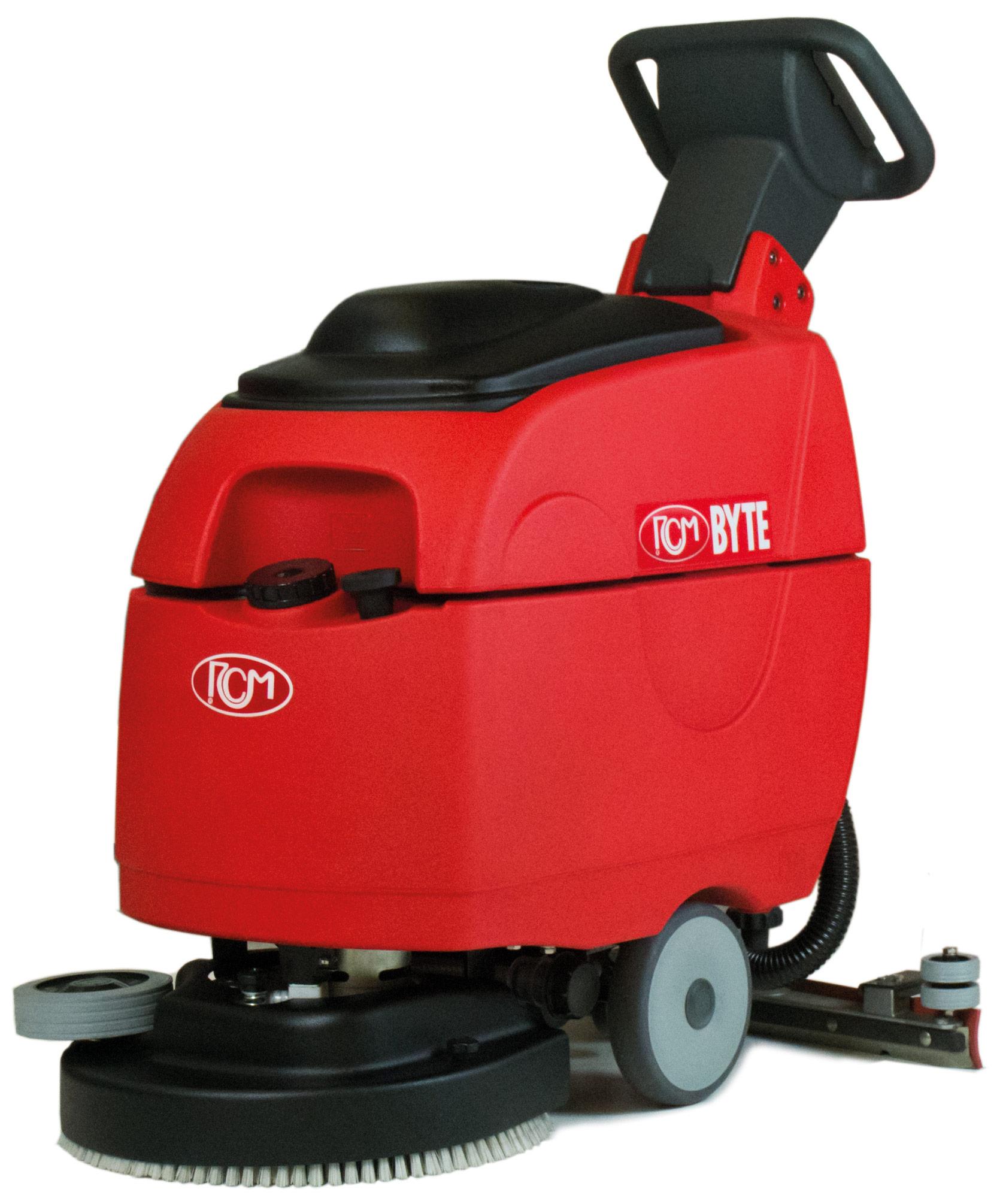 BYTE I - Auto-laveuses  RCM