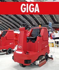 Macchina per pulire: GIGA