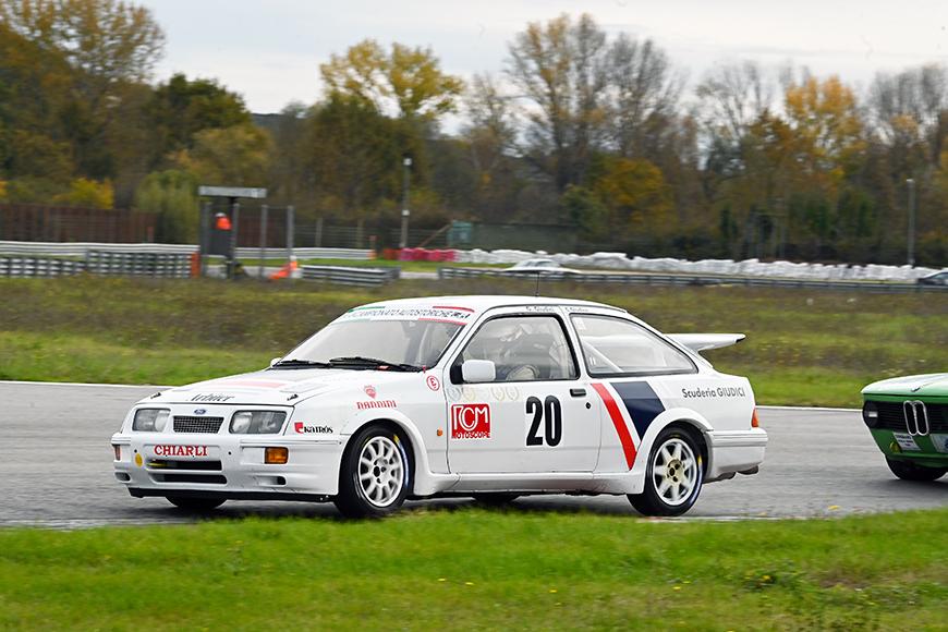 Scuderia Giudici, Campioni Italiani J2N+2000 – Ford Sierra Cosworth gruppo N
