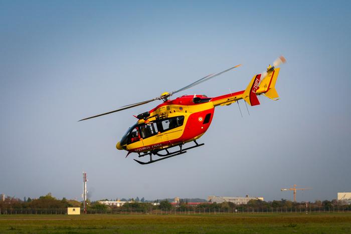 Elicottero Ca' del Rio